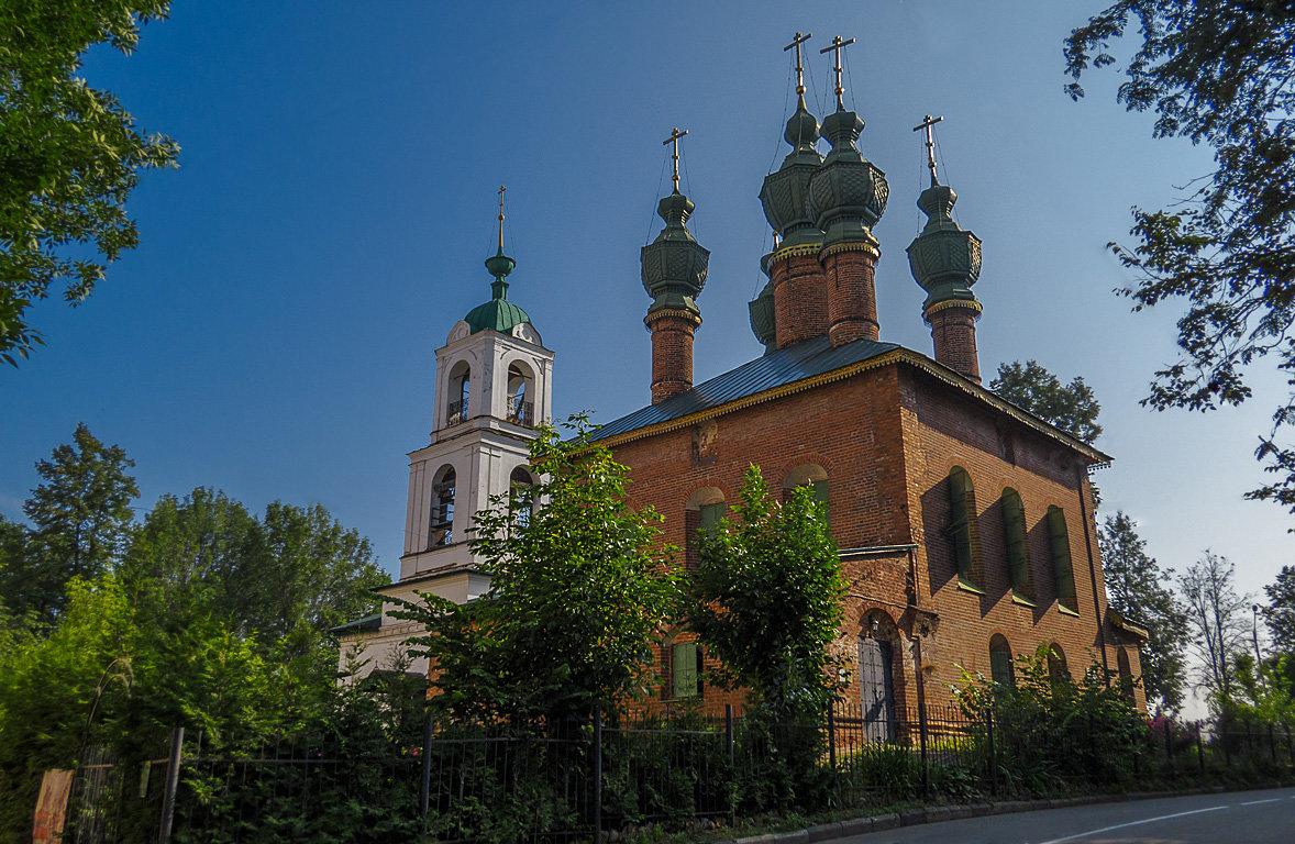 Церковь Благовещения - Сергей Цветков