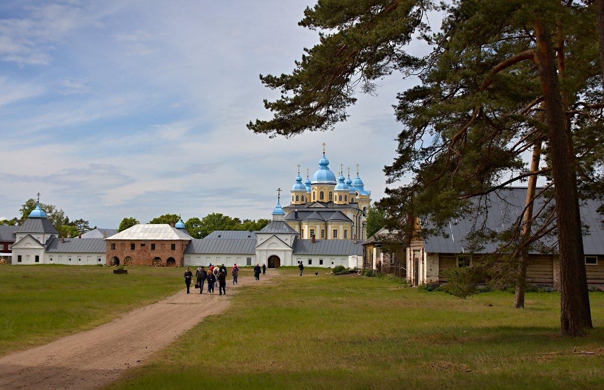 Коневский Рождество-Богородичный монастырь - Константин