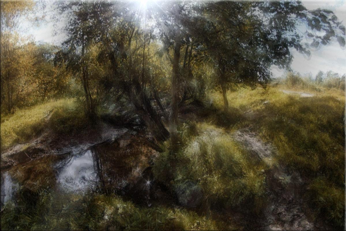 Осенний пейзаж - Татьяна Смирнова