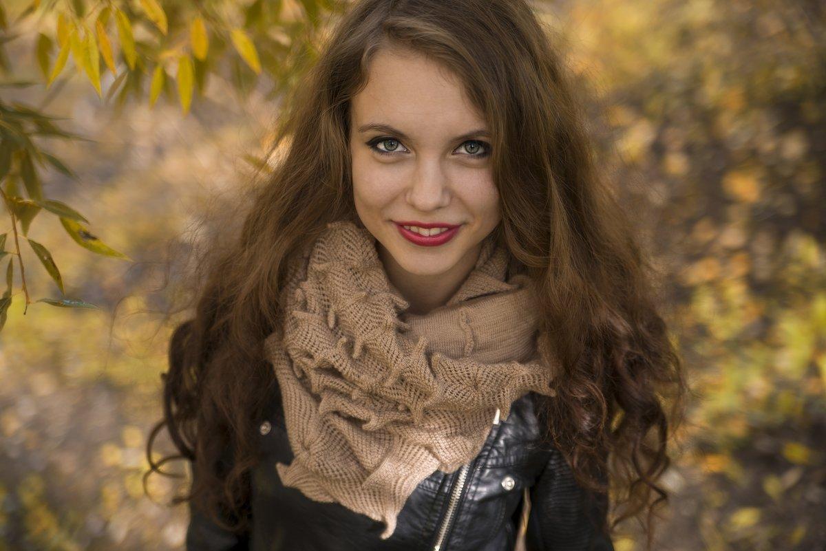 Портрет Леры - Женя Рыжов
