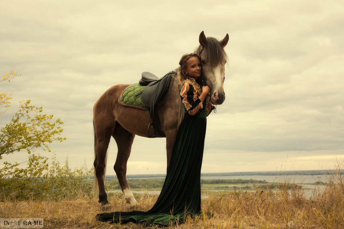 Красота и грация - Anton Shumaev