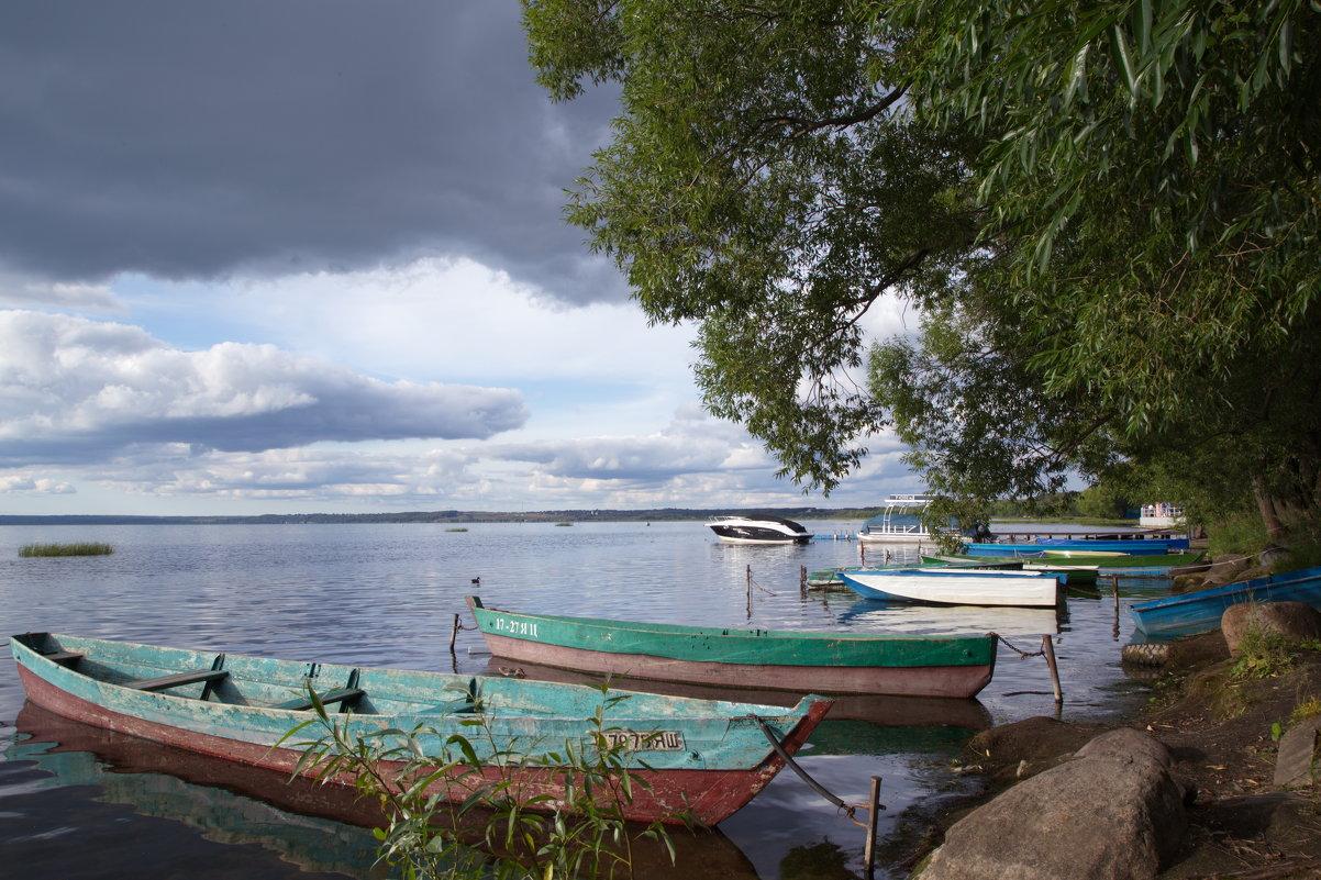 Лодки - Александра