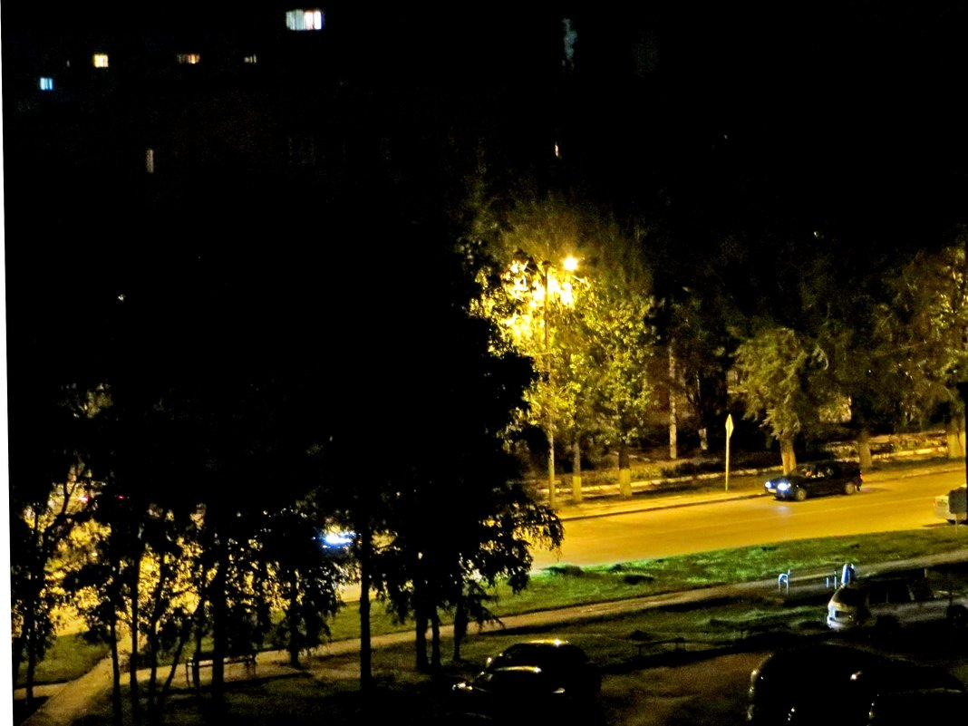В городе полночь - Татьяна Смоляниченко