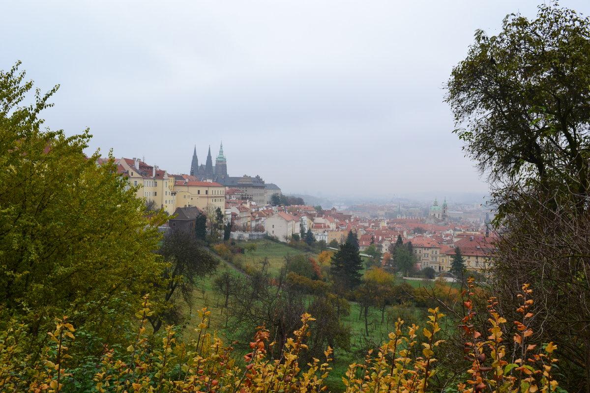 Загадочная Прага - Ольга