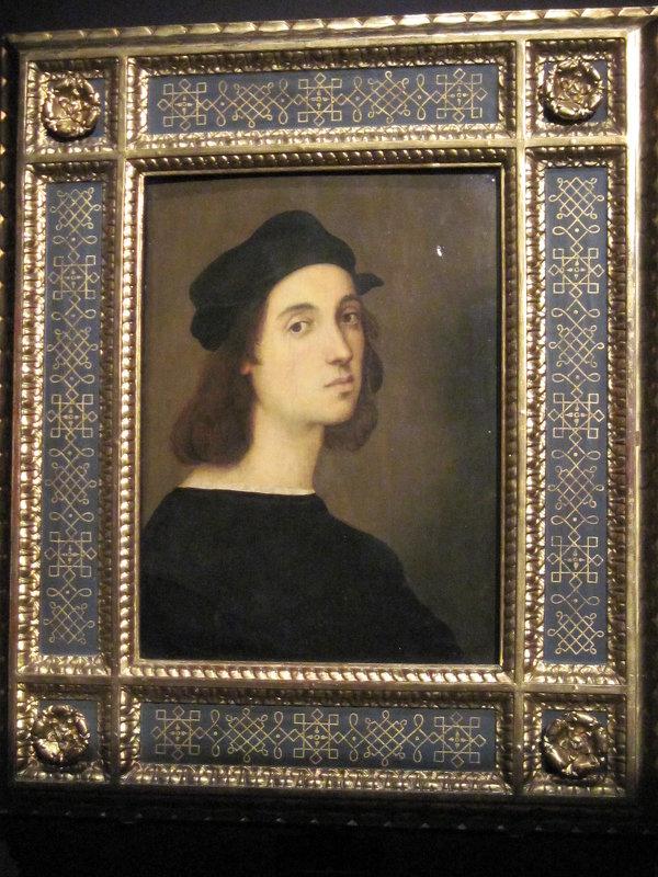 Рафаэль. Автопортрет. 1505 - Маера Урусова