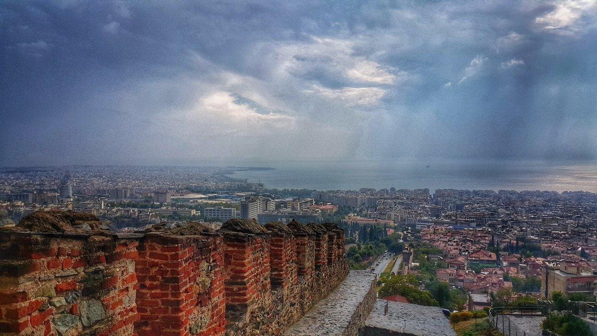 Дождь в Салониках - Александр Nik'Leme
