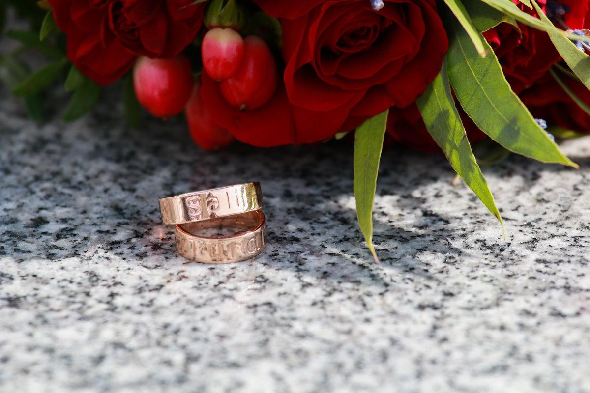 кольца - Наташа Агафонова