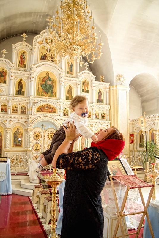 крещение - Галина Ситникова