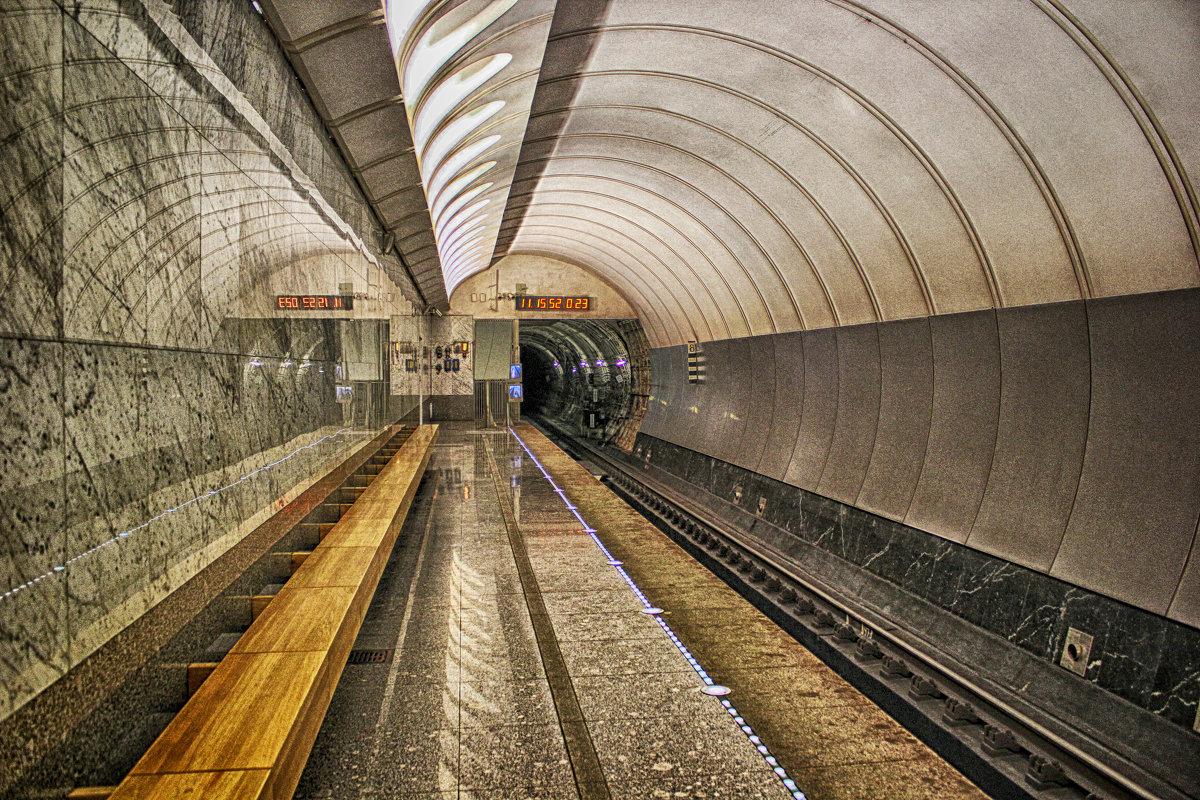 Московское метро. Достоевская. - Larisa