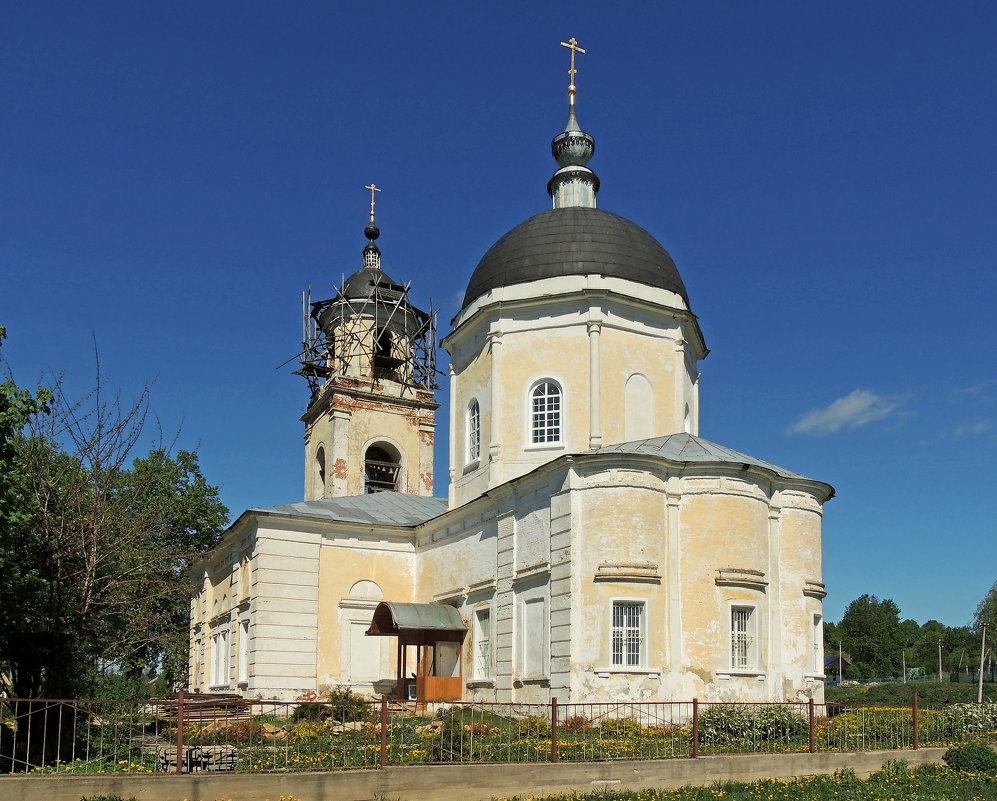 Мещерино. Церковь Рождества Пресвятой Богородицы - Александр Качалин
