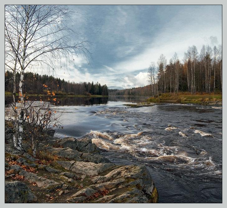 Осень на перекате - Николай Капранов