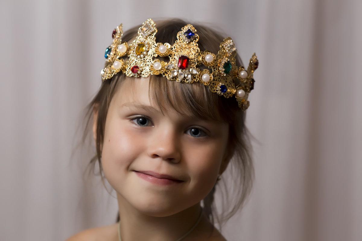 Маленькая королева Вероника - Аннета /Анна/ Шу