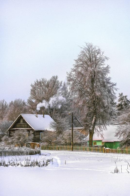 Зимняя сказка - Алексей Румянцев
