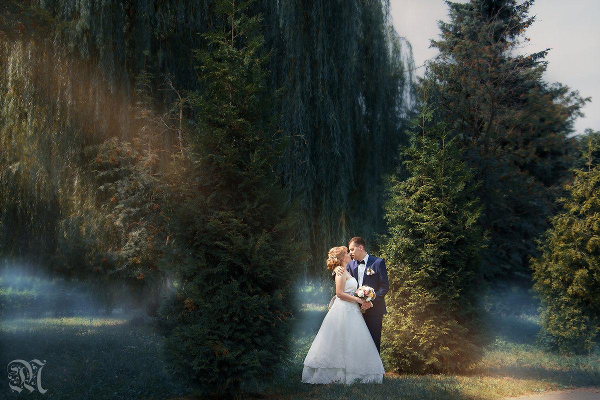 Свадебная фотокартина - Ирина Митрофанова студия Мона Лиза