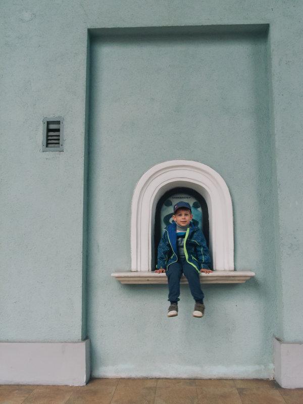 Архитектура в городе - Николай Н