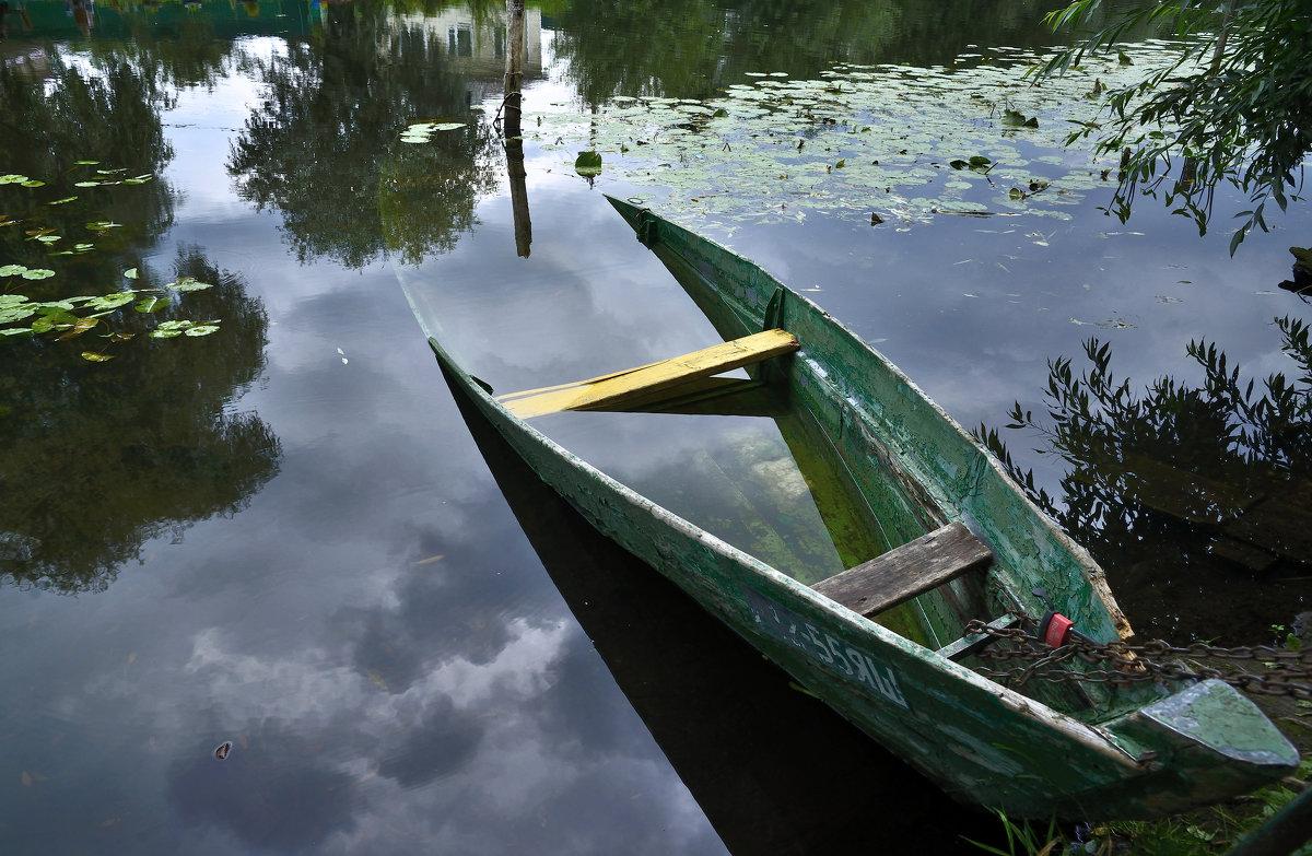 Лодка - Дмитрий Близнюченко