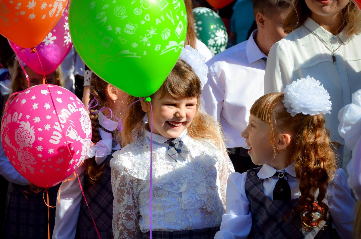 1 сентября - Юлия Евсейко