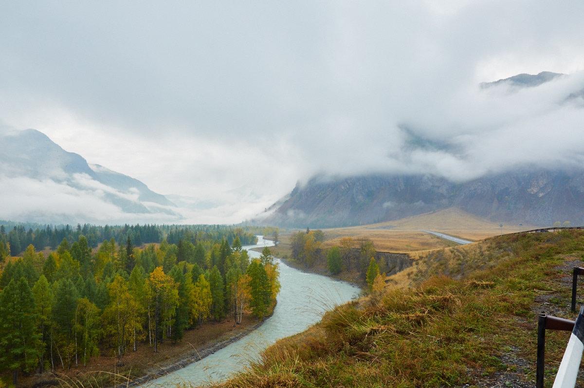 река Чуя - Николай Мальцев