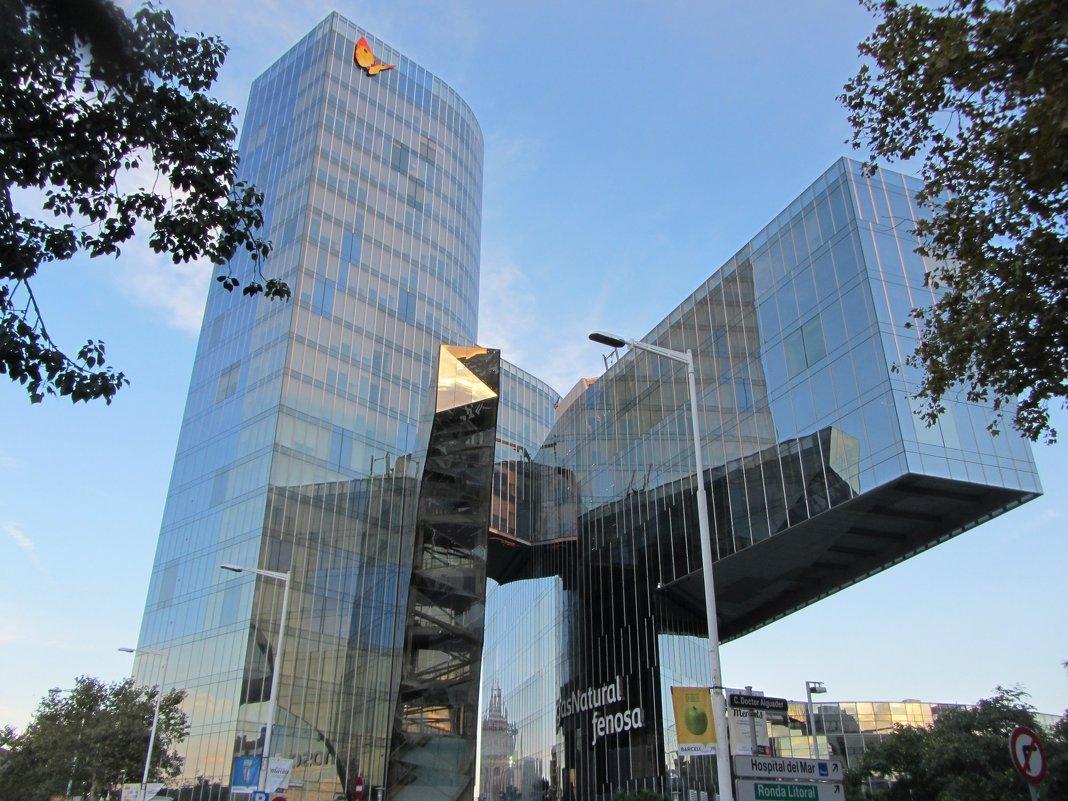Здание газовой корпорации - Виталий Купченко