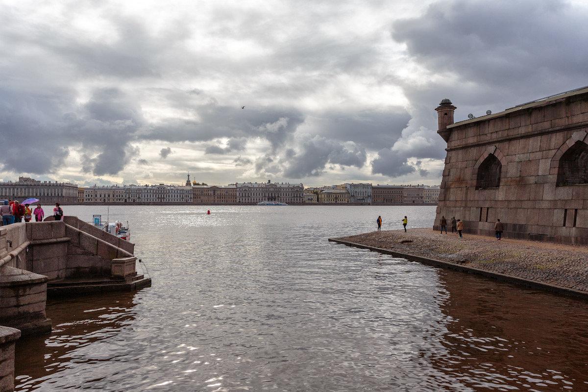 Осенний Петербург - Евгений Никифоров