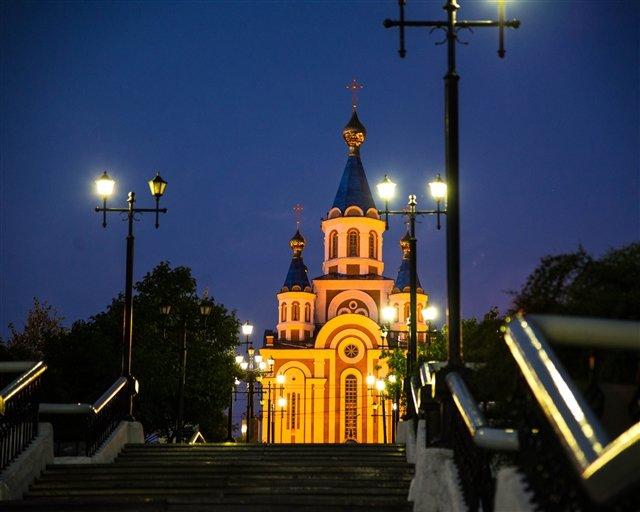 Хабаровск - Павел