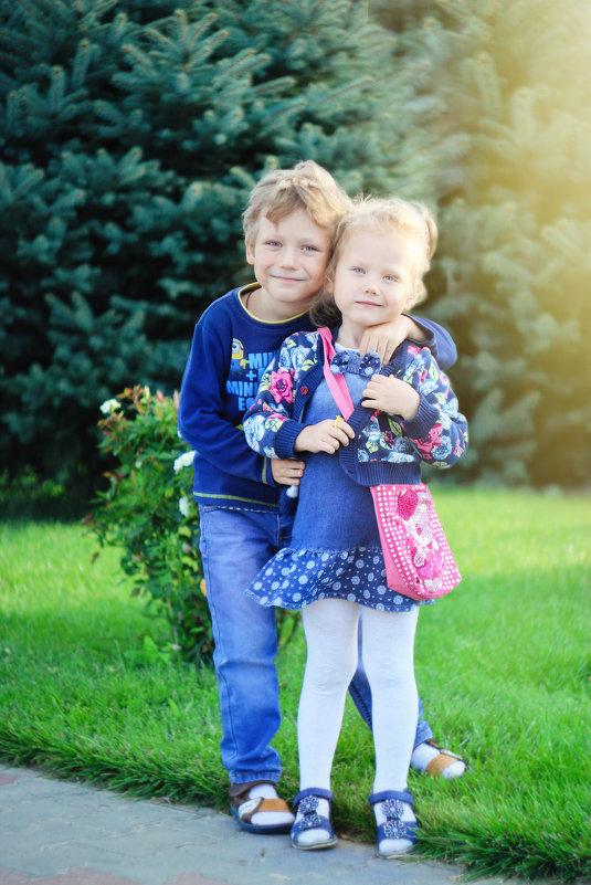 Дети - Надежда Ясная