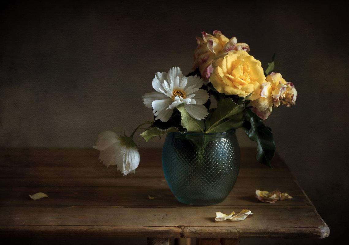 Последние цветы - Алина