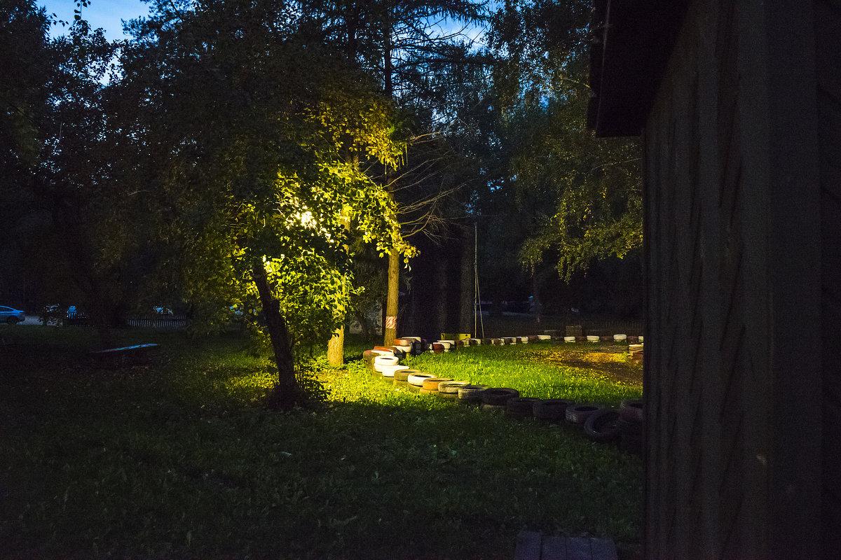 В парке Кырлай в Казани - Ильназ Фархутдинов