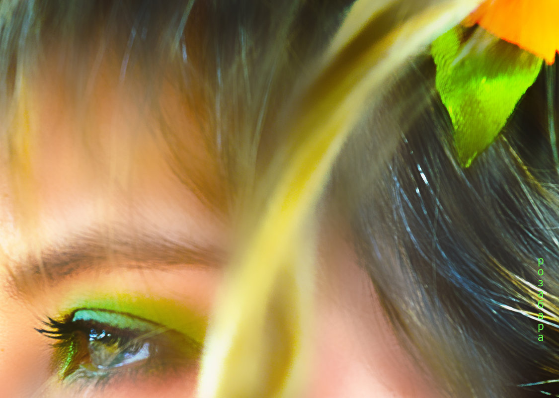 Мари глаз - Роза Бара