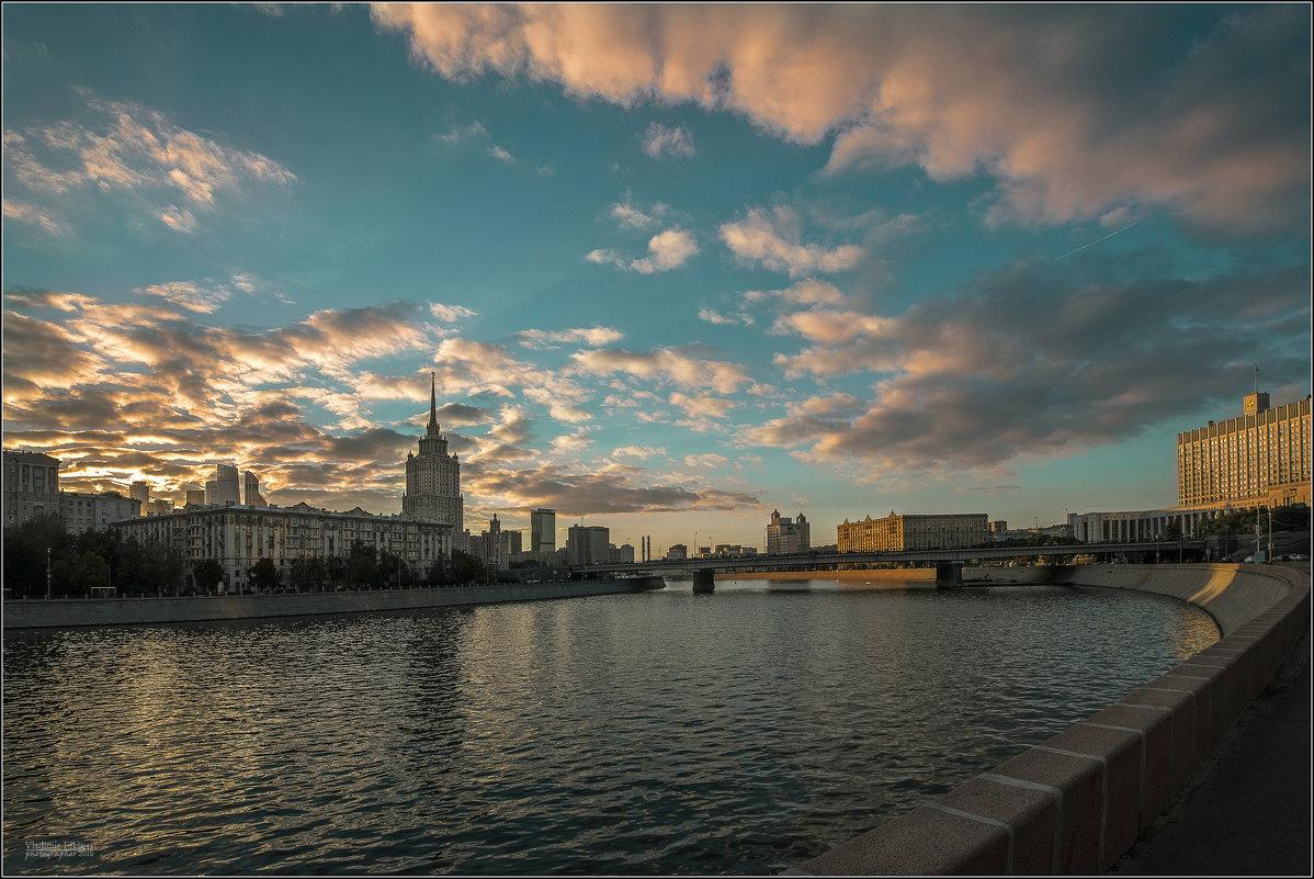 Московская осень #3 - Владимир Елкин