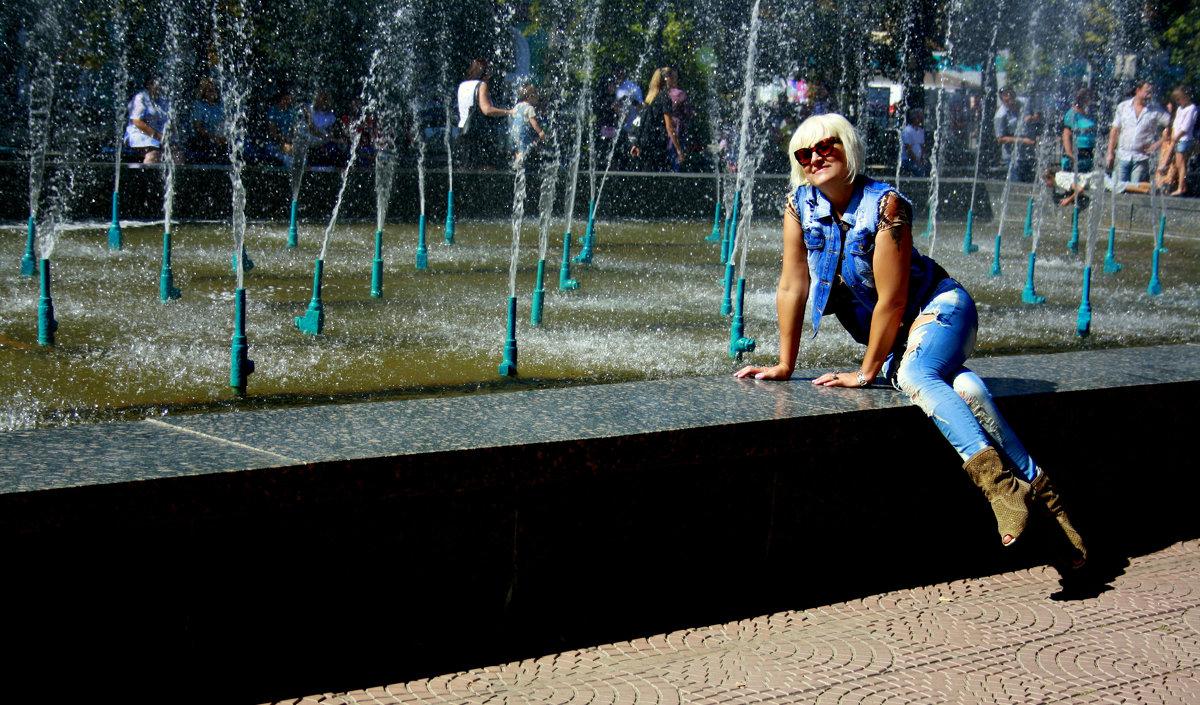фонтан - неля  тулузова