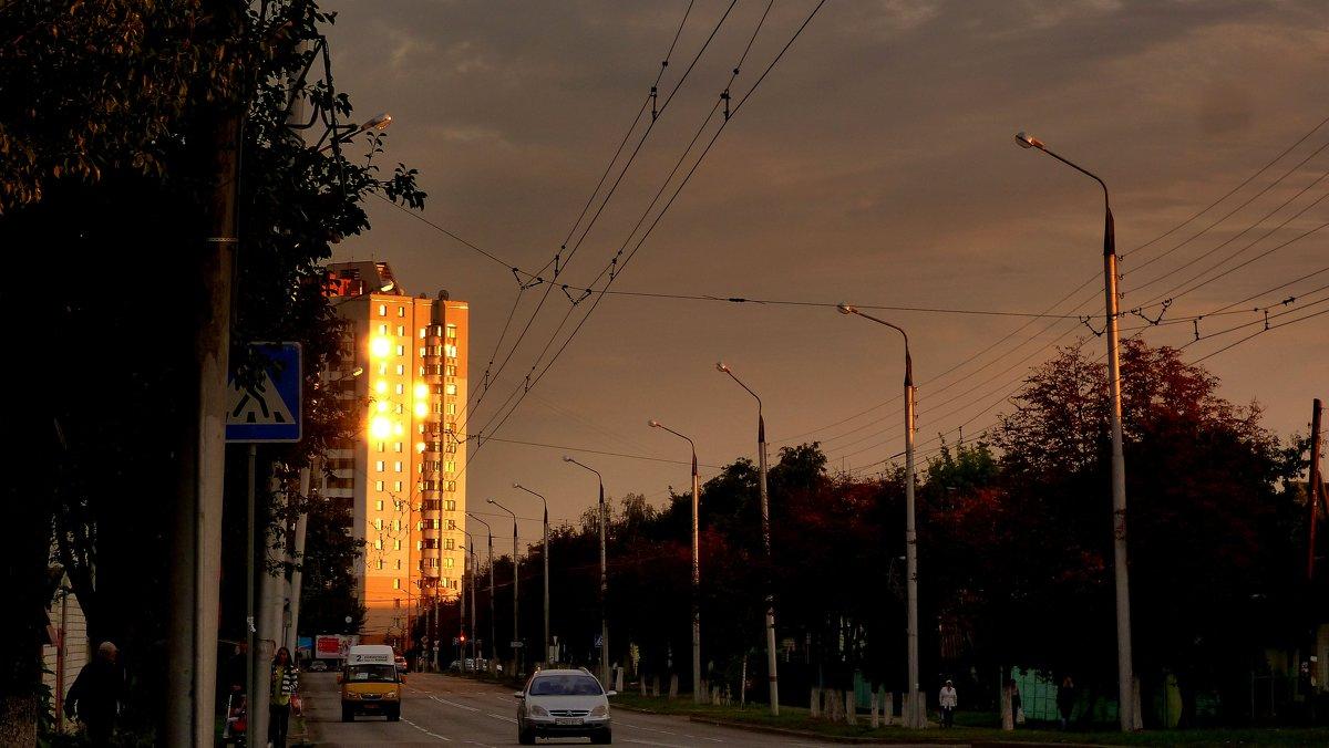 закатные окна - Александр Прокудин