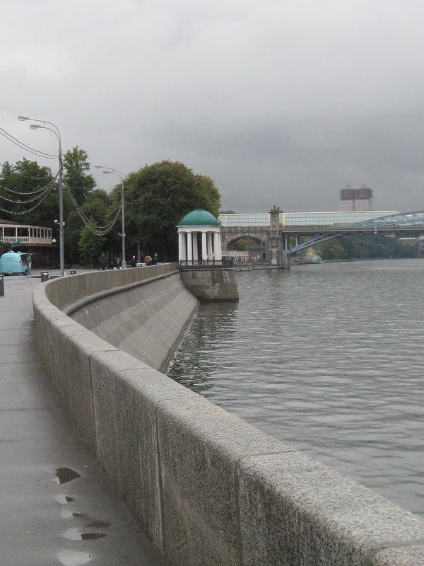 Набережная Москвы-реки - Маера Урусова