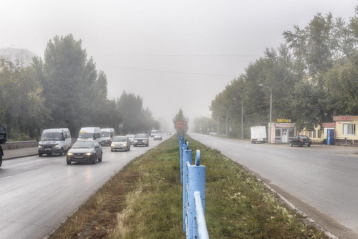 Синий туман, похож на обман,,, - Валерий Кабаков