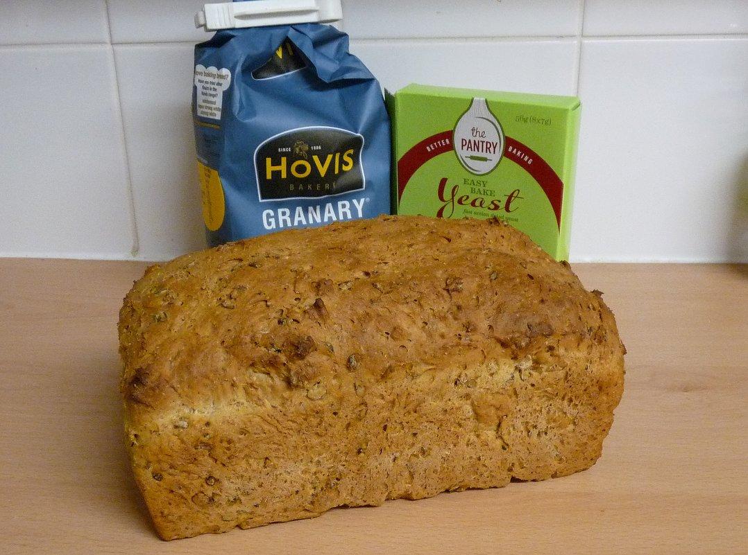 Новый хлеб! - Natalia Harries