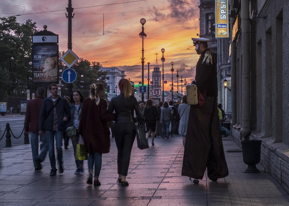 Вечерняя сказка - Андрей Михайлин