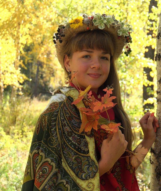 Королева Осень Забайкалья - Елена Фалилеева-Диомидова