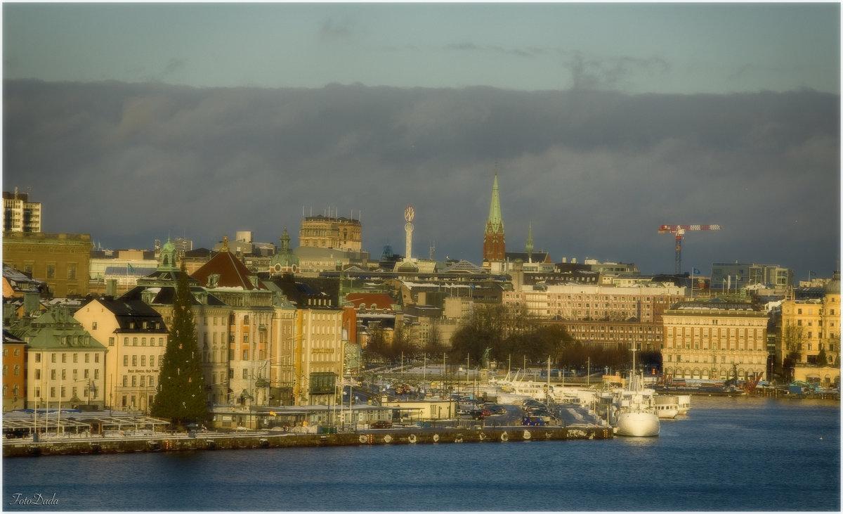Из воспоминаний о Стокгольме . - Игорь Абламейко