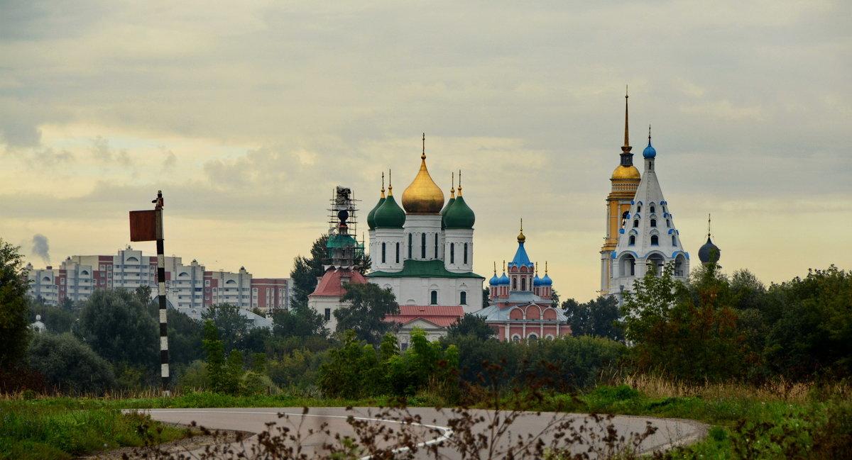 Дорога в Коломну - Анастасия Смирнова