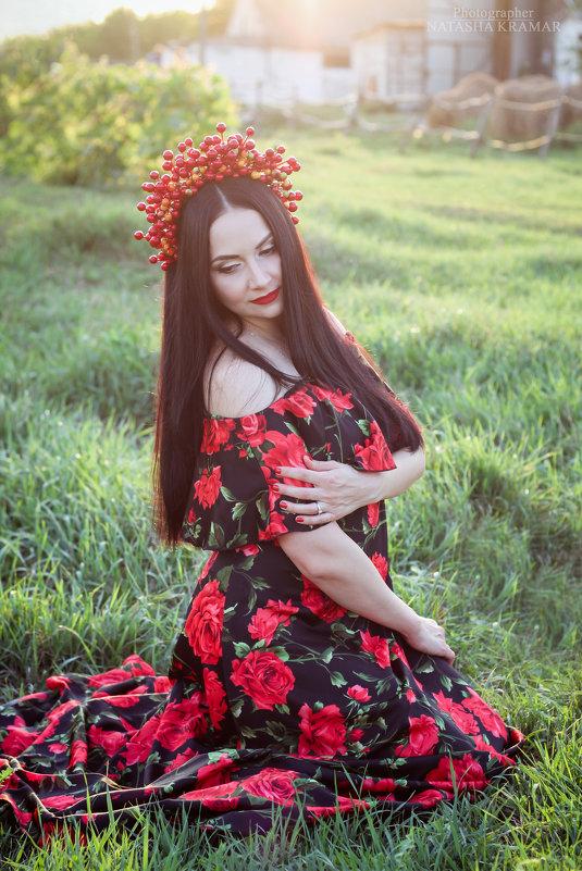 ***** - Natasha Kramar