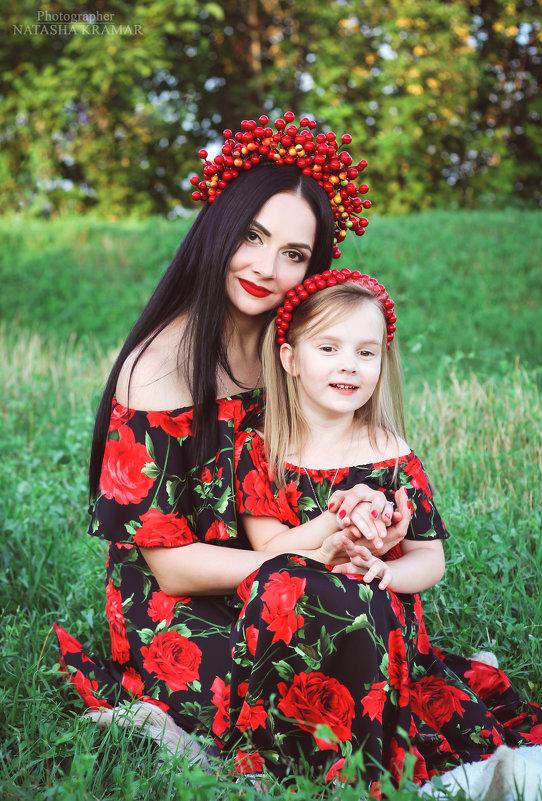 Елена и Мелания - Natasha Kramar