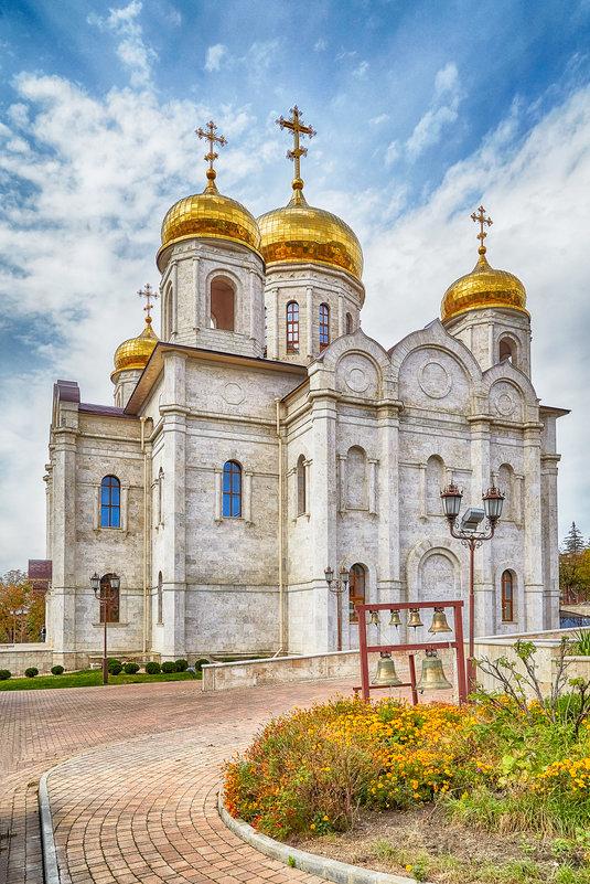 Пятигорский спасский собор - Николай Николенко