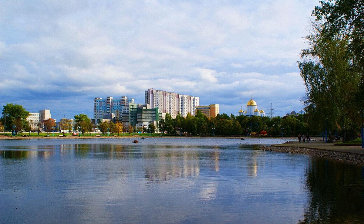 Уголок Москвы... - Николай Дони