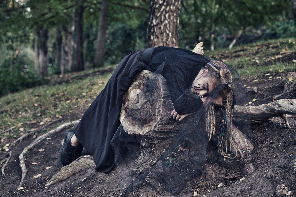 Страшилка лесная - Андрей Майоров
