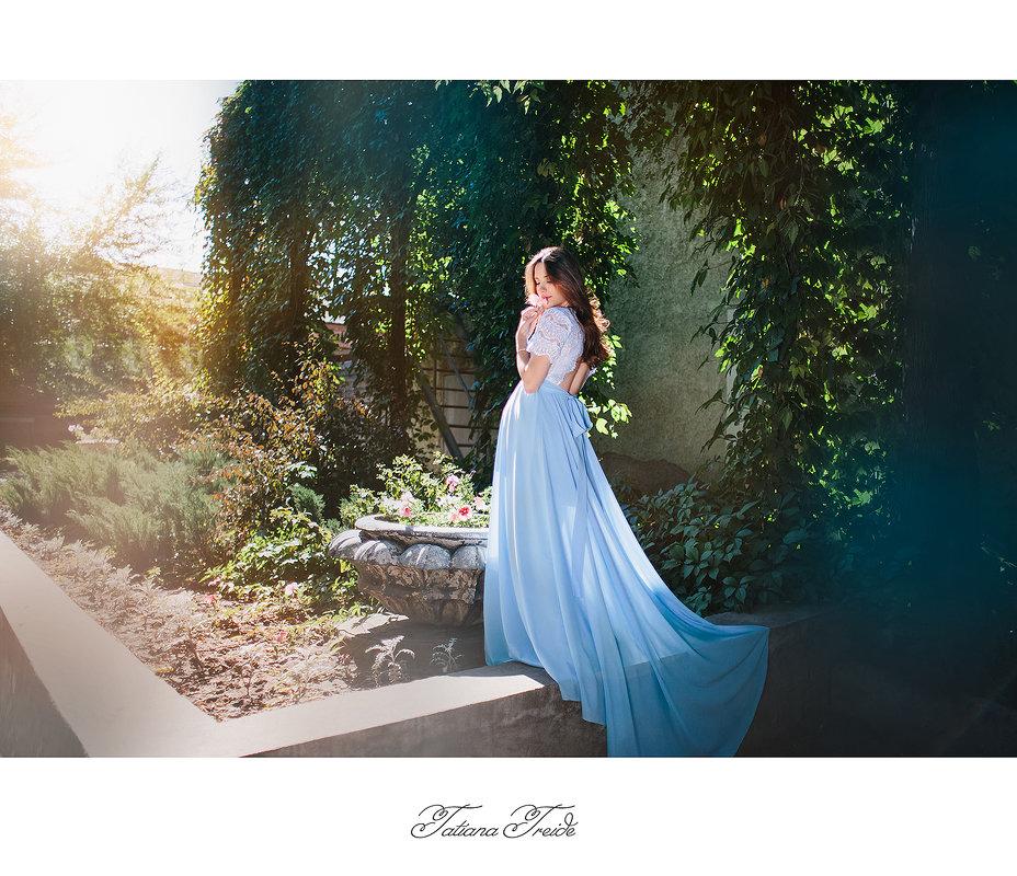 """Фотосъемка """"В ожидании чуда"""" - Tatiana Treide"""