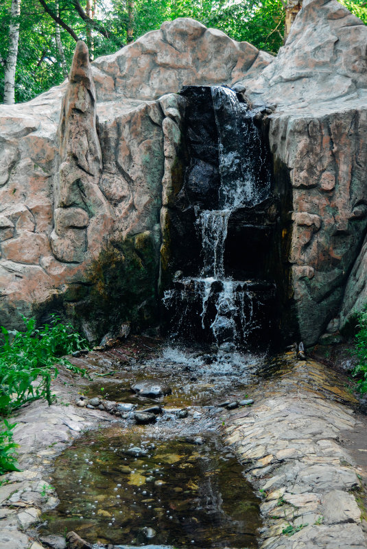 Водопад - Света Кондрашова