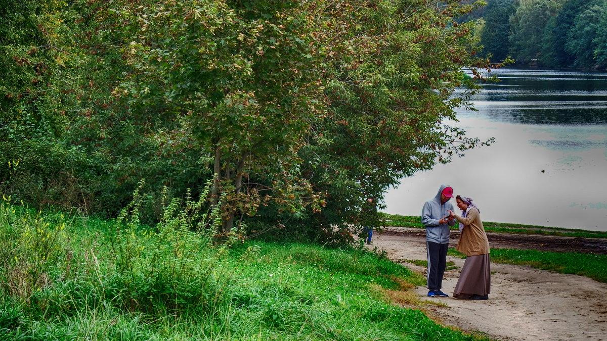 Осенний парк(3) - Лара ***