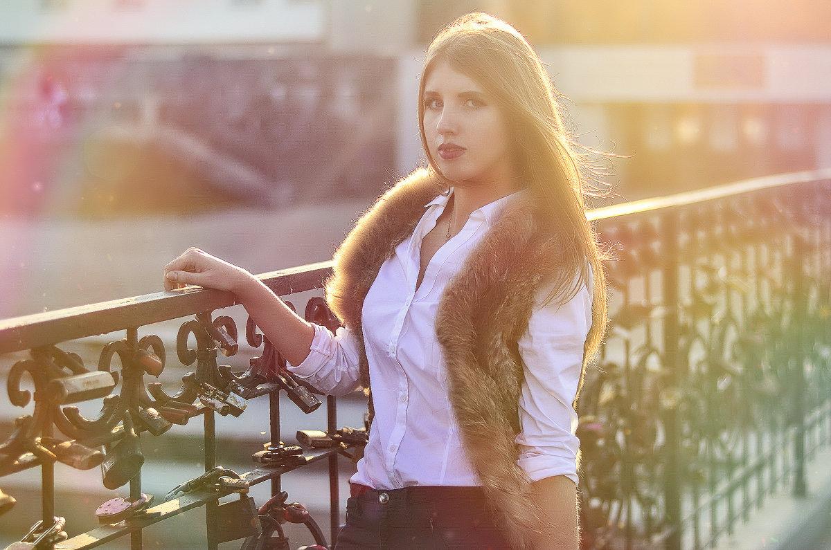 Ксения - Степан Сопегин