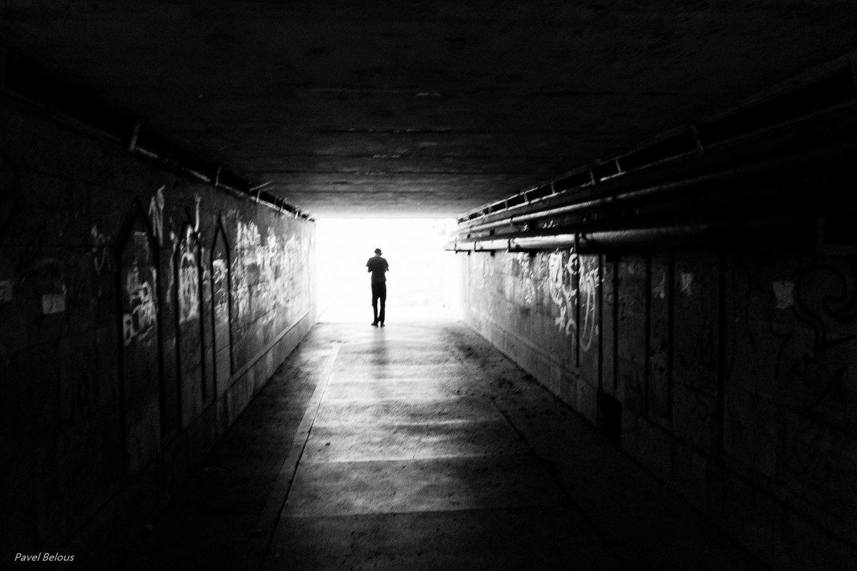 Пустынный путь - Павел Белоус