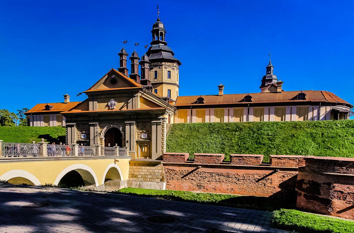 Замок Радзивиллов в Несвиже, XVI в. - Nonna